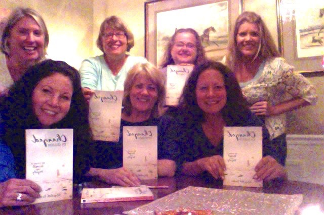 Changed by Chance Book Club Reading