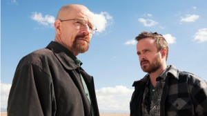 Breaking Bad Series Lead Characters