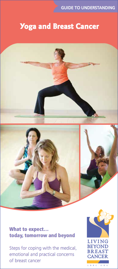 LBBC Guide to Understanding Breast Cancer and Yoga