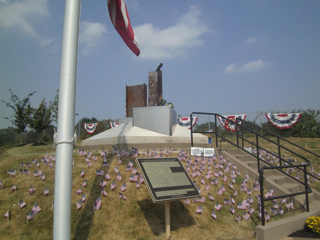 King of Prussia 9/11 Memorial