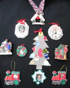 Children's Ornaments Hand Made