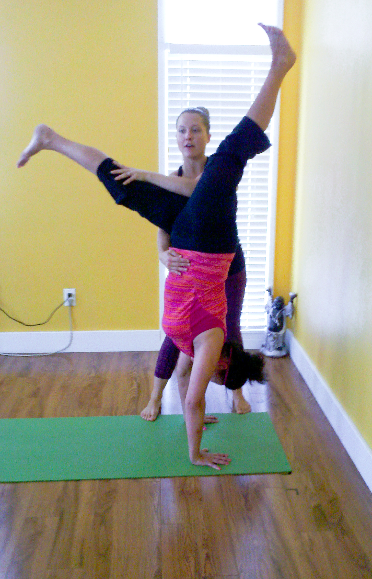 Face the Fear at Sol Yoga Studio
